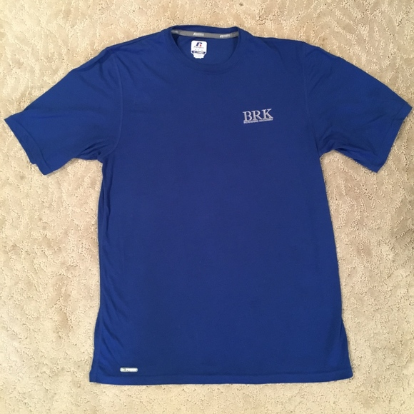 Russell Athletic Other - Russell Athletic Berkshire Hathaway Sport Shirt